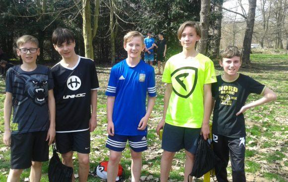 Zahájení školní atletické ligy