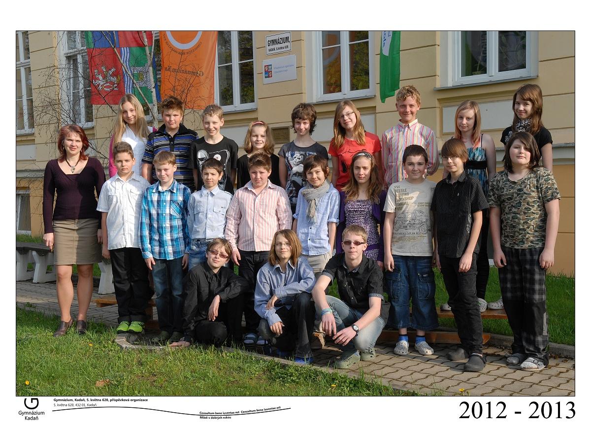 Gymnázium Kadaň 2011/2012