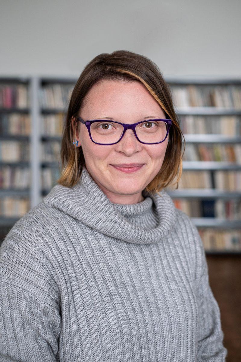 Mgr. Kateřina Šmahelová