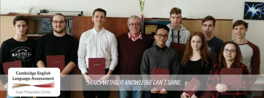 5 let spolupráce s Cambridge English