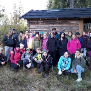 Spolupráce s Lesy ČR