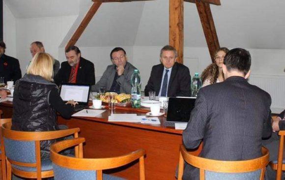 1. setkání fakultních škol Přírodovědecké fakulty UJEP