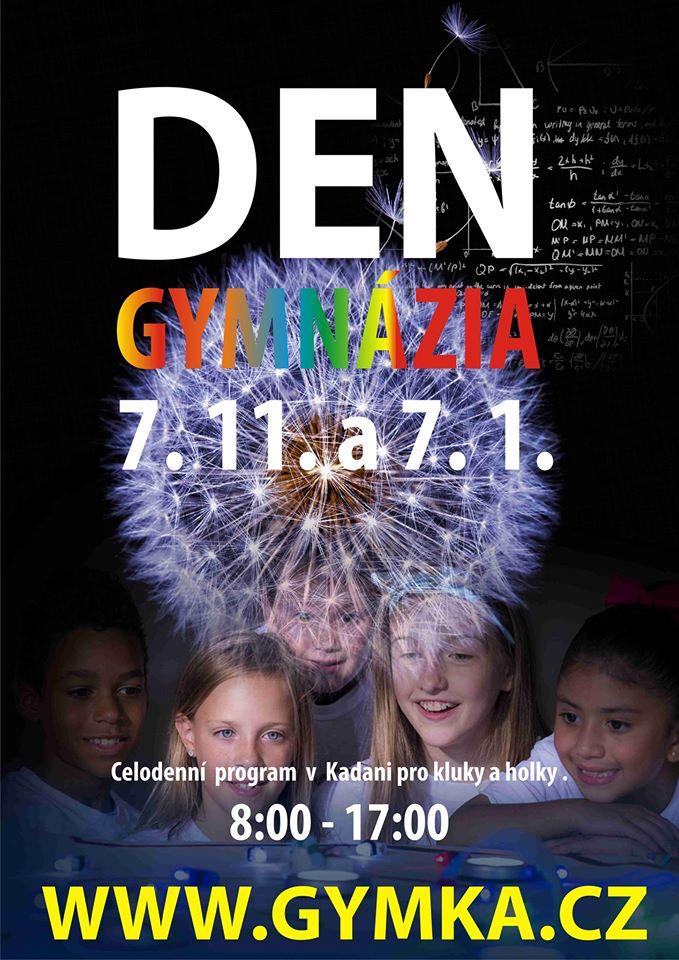 Den Gymnázia 7. 1. 2020