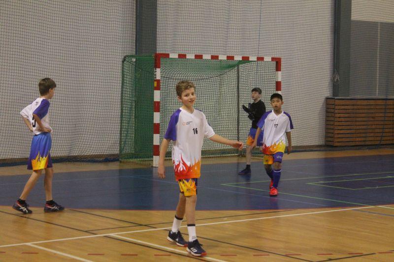 Futsalový turnaj kadaňských škol