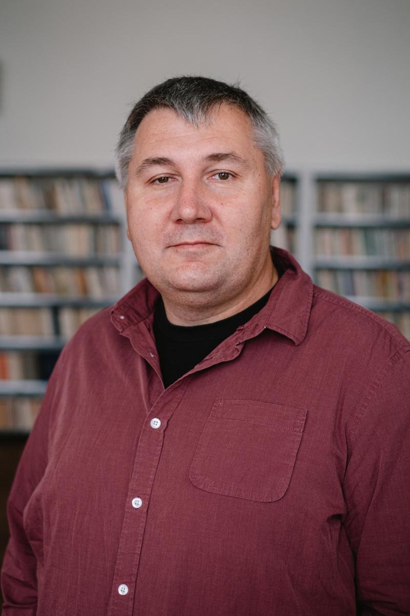 Mgr. Jaroslav Šmahel