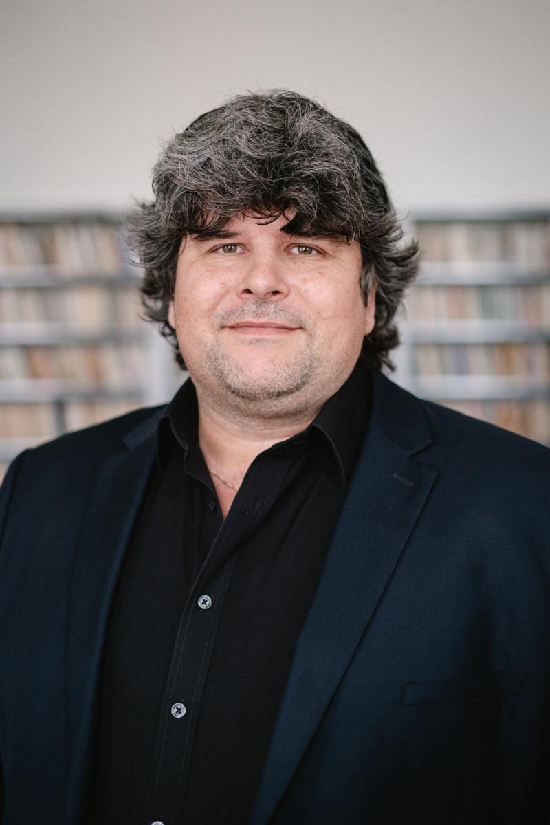 Mgr. Tomáš Oršulák, Ph.D.