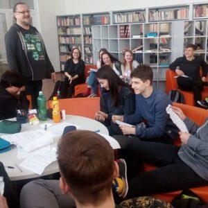 Gymnázium Kadaň umí nejen tvůrčí psaní